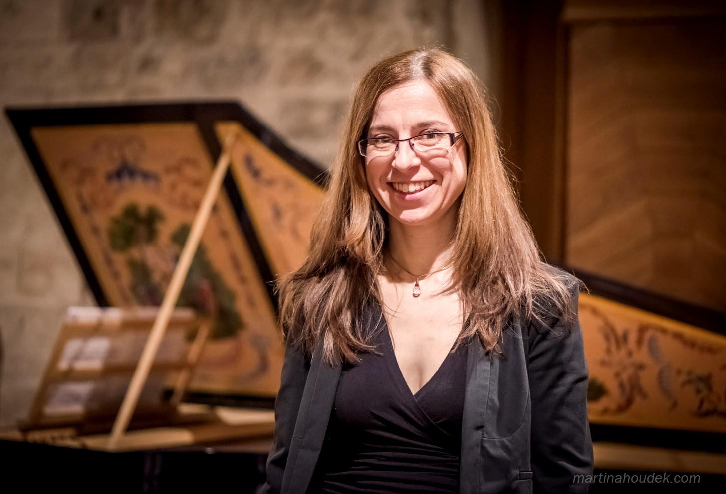 Monika Knoblochová / cembalo