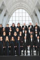Český filharmonický sbor Brno (foto Kamil Jursa)